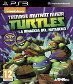 Teenage Mutant Ninja Turtles - La minaccia del MUTAGENO
