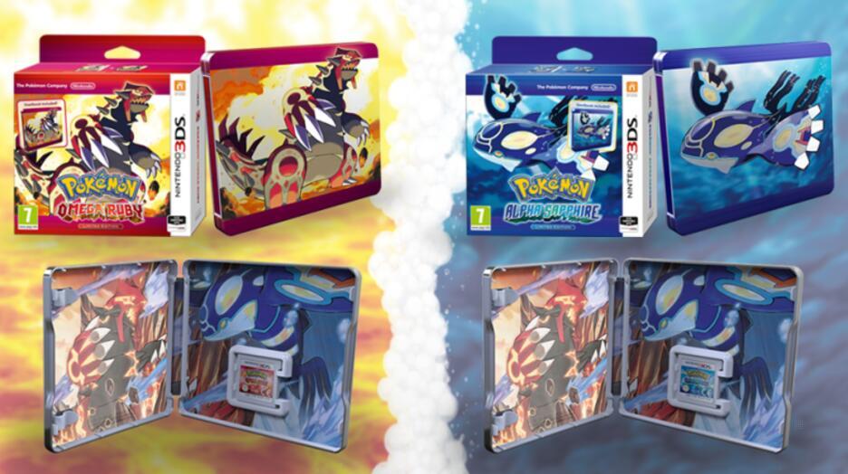 Pokémon Zaffiro Alpha Limited Edition