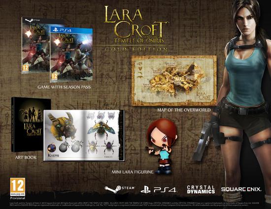 Lara Croft and the Temple of Osiris - Gold Edition