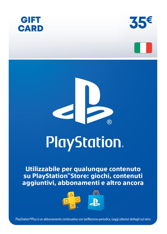 PlayStation Network Card 35€