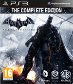 Batman Arkham Origins The Complete Edition