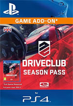 Driveclub - Season Pass PS4