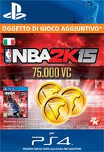 NBA 2K15 75.000 VC