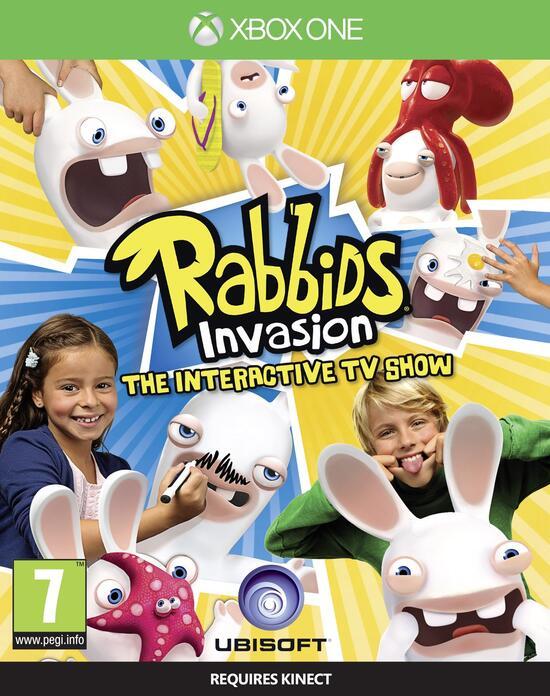 Rabbids Invasion: Lo Show Interattivo Televisivo