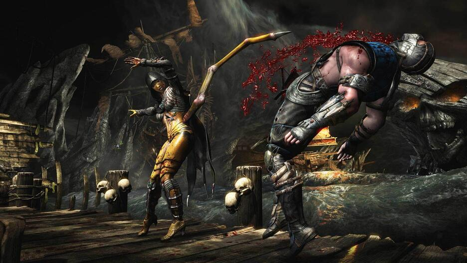 Mortal Kombat X - DayOne Edition