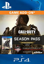 Call Of Duty: Advanced Warfare - Season Pass PS4