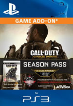 Call Of Duty: Advanced Warfare - Season Pass PS3