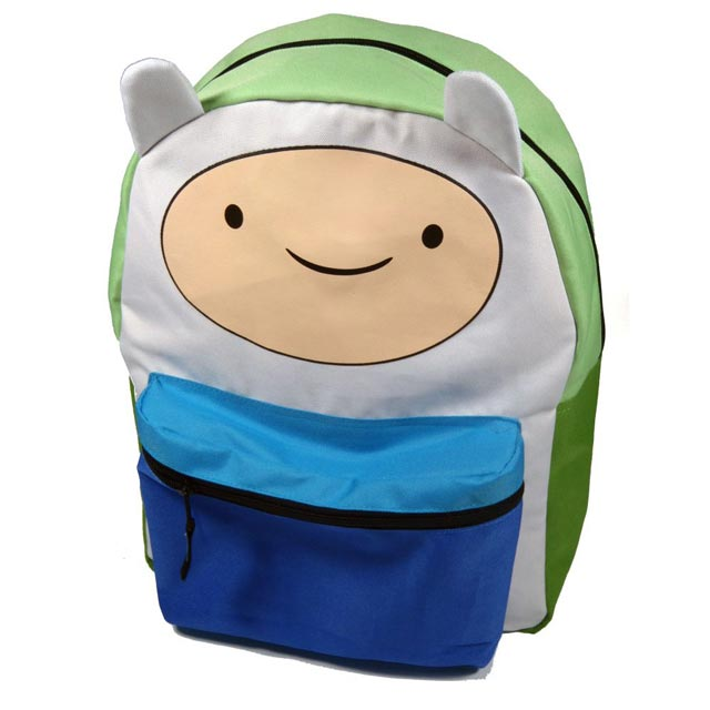 Zaino Reversibile Adventure Time