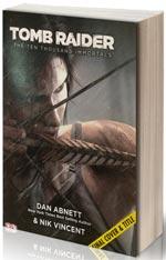 Libro Tomb Raider I Diecimila Immortali