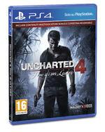 Uncharted 4: Fine di un Ladro - Standard Plus Edition - Esclusiva GameStop