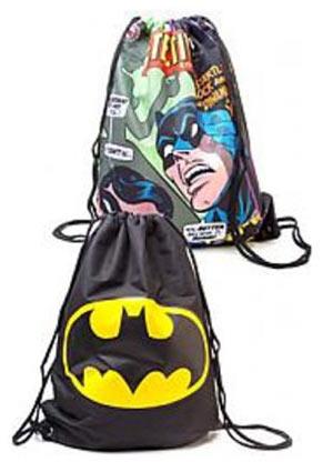 enorme sconto 964ae a4995 Zaino Batman Reversibile Logo/Fumetto