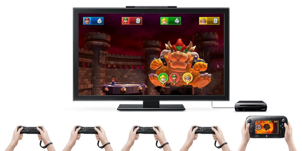 Mario Party 10 + amiibo Mario - Super Mario Collection