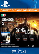 Dying Light - Season Pass PS4