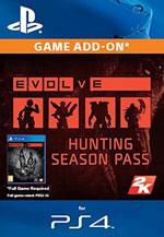 Evolve Hunting - Season Pass PS4