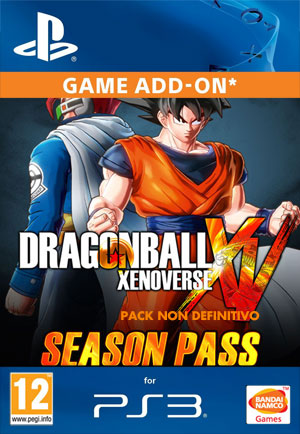 Dragon Ball Xenoverse - Season Pass PS3