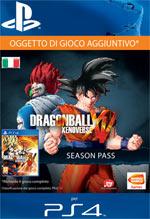 Dragon Ball Xenoverse -  Season Pass PS4
