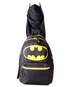 comprare on line d4853 c861c Zaino Batman con Cappuccio