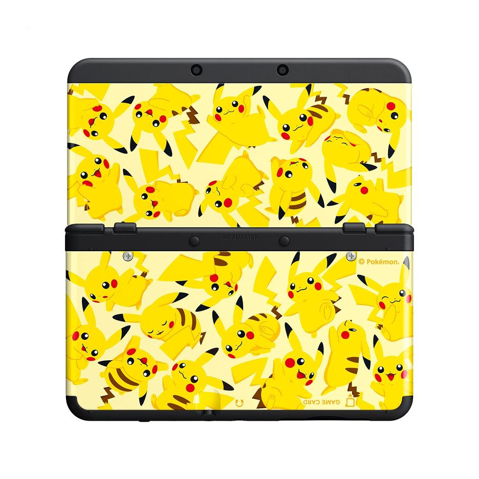 Cover New Nintendo 3ds Pikachu Gamestop Italia