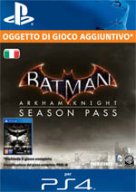 Batman Arkham Knight  - Season Pass PS4