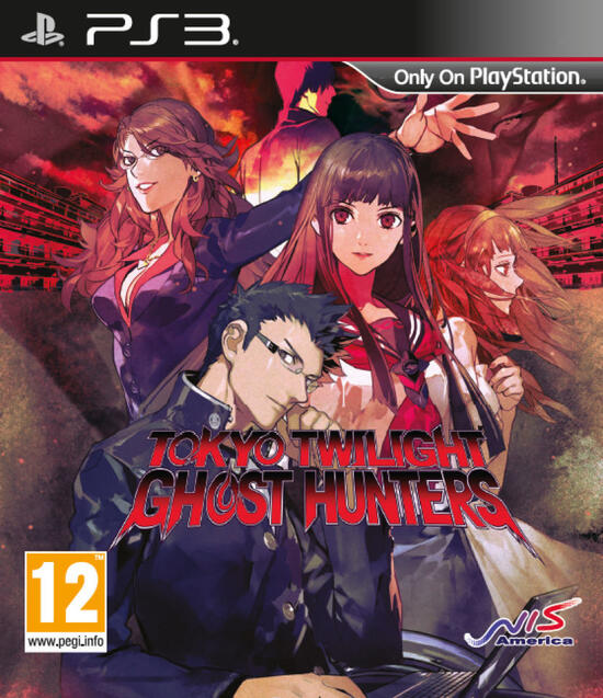 Tokyo Twilight: Ghost Hunters