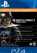 Mortal Kombat X - Season Pass PS4