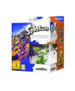 Splatoon + Amiibo Calamaro Inkling