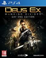 Deus Ex: Mankind Divided - DayOne Edition