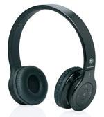 Cuffie Macrom Wireless M-HPB20 - Nere