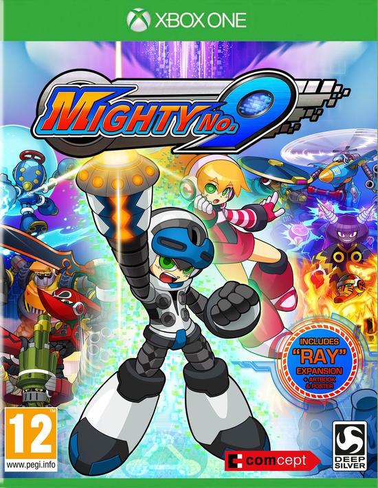 Mighty No.9 DayOne Edition