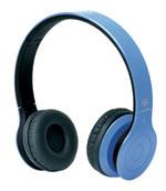Cuffie Macrom Wireless M-HPB20 - Blu