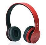 Cuffie Macrom Wireless M-HPB20 - Rosse