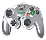 Controller Gamecube Limited Edition Metal Mario per Wii U