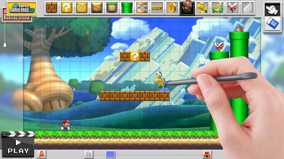 Super Mario Maker + Artbook