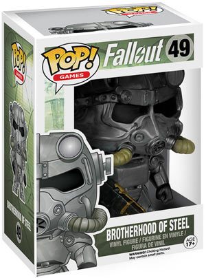 Funko Pop! - Brotherhood of Steel
