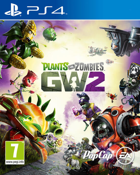 Plants Vs Zombies Garden Warfare 2 Gamestop Italia