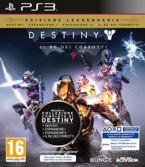 Destiny: Il Re dei Corrotti – Edizione Leggendaria