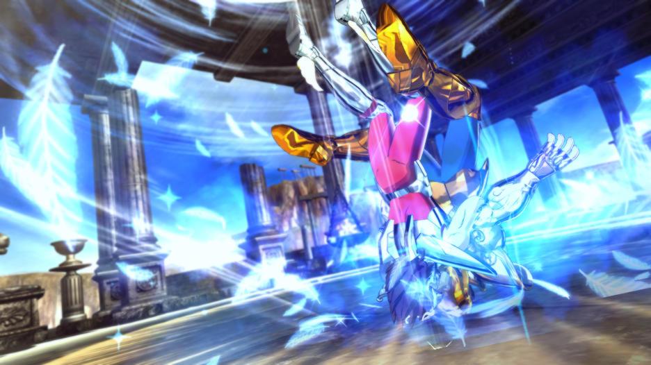 Saint Seiya Soldiers' Soul - I cavalieri dello zodiaco