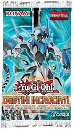Carte Yu-Gi-Oh! Destini Incrociati Edizione Advance - Busta