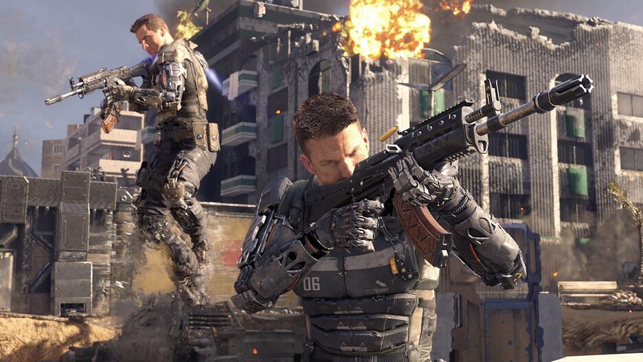 Call of Duty: Black Ops III Hardened Edition Esclusiva GameStop