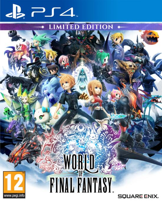 World of Final Fantasy - Limited Edition