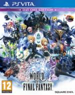 World of Final Fantasy - DayOne Edition
