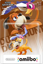 NINTENDO Amiibo Duo Duck Hunt