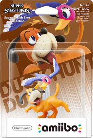 NINTENDO Amiibo Duo Duck Hunt