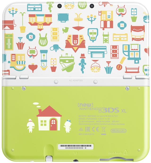 New Nintendo 3ds Xl Animal Crossing Happy Home Designer Edition Gamestop Italia