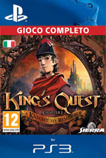 King's Quest - Capitolo 1: A Knight to Remember