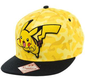 Cappellino Pokèmon Snapback - Pikachu
