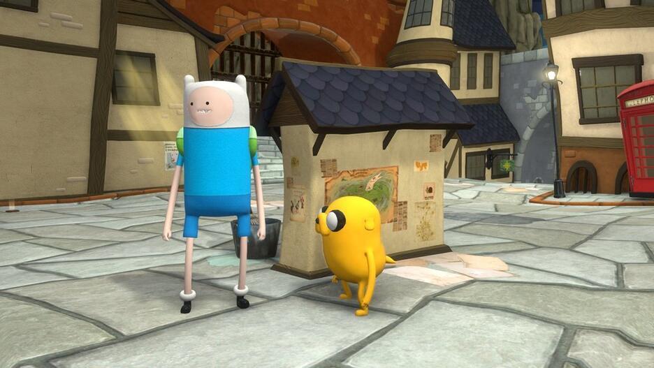 Adventure Time: Finn & Jake Detective