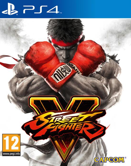 Street Fighter V | GameStopZing Italia