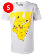 T-shirt Pokèmon - Pikachu Pika - Taglia S