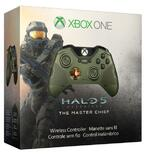 Controller Wireless Halo 5 - Master Chief Limited Edition